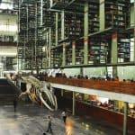 Biblioteca Vasconcelos ballena