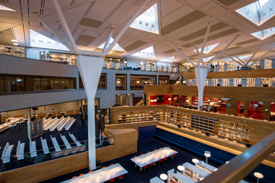 Biblioteca nacional de Luxemburgo