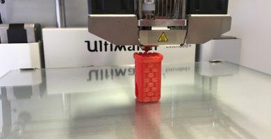 Impresora 3D bibliotecas publicas