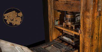 Imprenta Gutenberg Maguncia