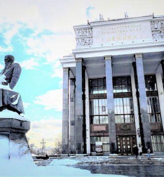 Biblioteca del estado Ruso